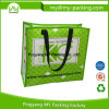 Reusable Webbing Handle PP Woven Shopper Bag for Promotion