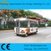 Beautiful Outlook Mobile Taco Truck/ Mobile Grilled Food Truck with Signboard