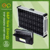 140wp Folding Panel Monocrystalline, Portable Panel with MPPT or Pmw Controller