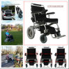 12inch E-Throne Electric Wheelchair, Portable Wheelchair, Lightweight Wheelchair