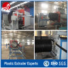 PE PP Spiral Corrugated Pipe Extrusion Machine