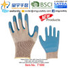 (Patent Products) Latex Coated Green Environment Gloves T1000