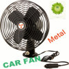 6 Inch Deluxe All Metal Car Fan