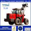 Titan 3.0 Ton Chinese Tractor Front End Loader with China Brand Machine Price List for Sale