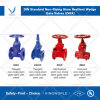 China Good Price FM UL Flange Grooved Nrs Gate Valve