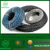 Diamond Wire Saw for Quarry, Profiling, Block Squaring/Shaping, Diamond Wire for Stone Slab Cutting, Stone Block Cutting Tools, Diamond Cutting Wire