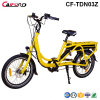 20inch 500W The Hornets Adult Electric Moped Sepeda Listrik with Lithium Battery for Sale Green Electrical Bicycle Ebike for Goods Cargo