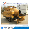 15 M3 Concrete Mixer with Delivery Pump (CPM15)