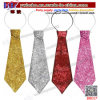 School Supplies Glitter Tie Neck Tie Party Accessory Shipment Export Agent Yiwu Market Agent (B8017)