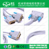 High Quality DVI Cable (24+5) with Male to Male