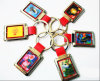 Promotional Gift 3D Lenticular Keychain