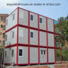 Commercial Flat Pack/Shipping/Office Container for Multi-Purpose (LWY-CH134)