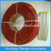 Hot Sale 2753 Silicone Fiberglass Self-Extinguishing Sleeving