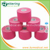 Pink Colour Waterproof Kinsio Tex Muscle Injury Rehabilitation Tape