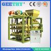 Qtj4-25c Price Concrete Hollow Block Brick Machine