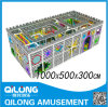 Castle Design for Indoor Play Ground (QL-1126Q)