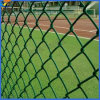 PVC Coated Temporary Wire Mesh Chain Link Wire Mesh