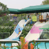 Family Body Water Slide Made of Fiberglass