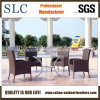 Wicker Table Set / Dining Table and Chair (SC-B1009)