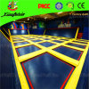 Multicolor Free Jump Trampoline Arena for Kids and Adults