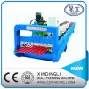 Color Steel Roll Shutter Door Roll Forming Machinery