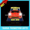 Custom Car LED Badge Pin Metal Brooch (TH-LED pin013)