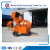 350L Concrete Mixer with Hydraulic Tipping Hopper Rdcm350