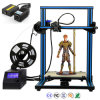 3D Printer with Dual Z axis, Filament Sensor, Power Resume, 12V Laser Head
