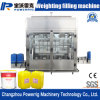 Automatic Weighing Liquid and Paint Bucket Filling Line Capping Machine