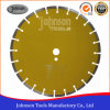 "14"" Diamond Blade with Sharp Segment for Cured Concrete Cutting"