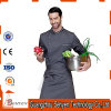 Supply 100% Breathable Boly/Cotton Chef Work Uniform with Pocket