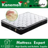5 Star Hotel Twin Size Memory Foam Pillow Top Pocket Spring Mattress
