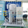 Energy Saving Lubricant Oil Filtering Machine