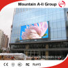 Outdoor P10 Full-Color Video LED Display for Advertising Screen