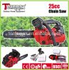 hot selling high frequency 25cc chain saw