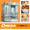 CE Approved 32 Trays Gas Heated Bread Baking Oven (R6080C)