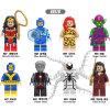 DIY Educational Mini Figures Blocks Hero for Children (10311422)