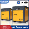 Low Noise Hermetic Compressor Rotary Screw Air Compressor with Ce & ISO Approved