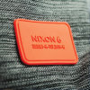 Soft 3D Rubber Embossed Patch Label