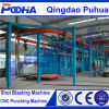 Q38 Hanging Chain Catenary Through Shot Blasting Machine