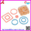 Plastic Round or Square Knitting Loom (XDKL-009)