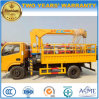 Dongfeng 3tons Lorry Truck Mounted with XCMG Crane for Sale