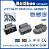 Guaranteed Quality Customized Auto Zinc Clip-on Wheel Balance Weight