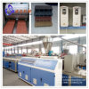 WPC Pergola/Pillar/Decking/Flooring/Wall Covering Profile Extruder Machine