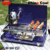 Hot Sale Fordable Outdoor 3 Burner LPG Gas Stove