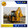 Farm Machinery Backhoe Wheel Loader with Excavator and Bucket