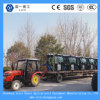 70HP 4 Wheel Drive Medium Agricultural /Compact/ Farm Tractor with High Quality Engine