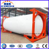 ASME 25cbm Cooking Liquid Gas LPG Tank Container