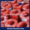 Transparent Green PVC Insulated Wire
