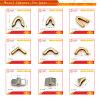 Handbag Metal Hardware Zinc Alloy Metal End Caps Handbag Accessories